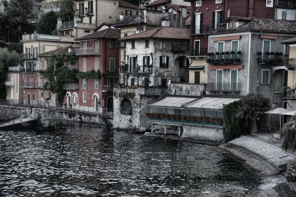 Picture of Varenna Lakeside - Free Pictures - FreeFoto.com